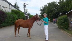 Georgina-Red + Uwe